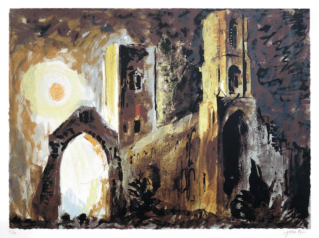 John Piper-Wymondham-1981