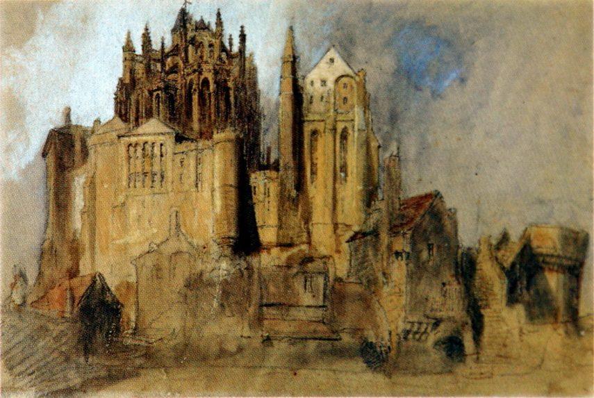John Ruskin - La Merveille