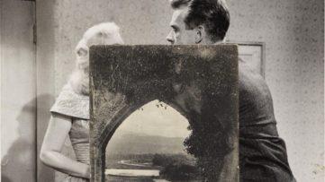 John Stezaker - Arch I, 1980