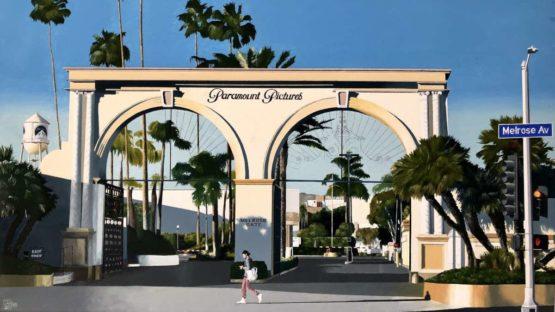 John Tierney - Paramount Studios, 2018 (detail)