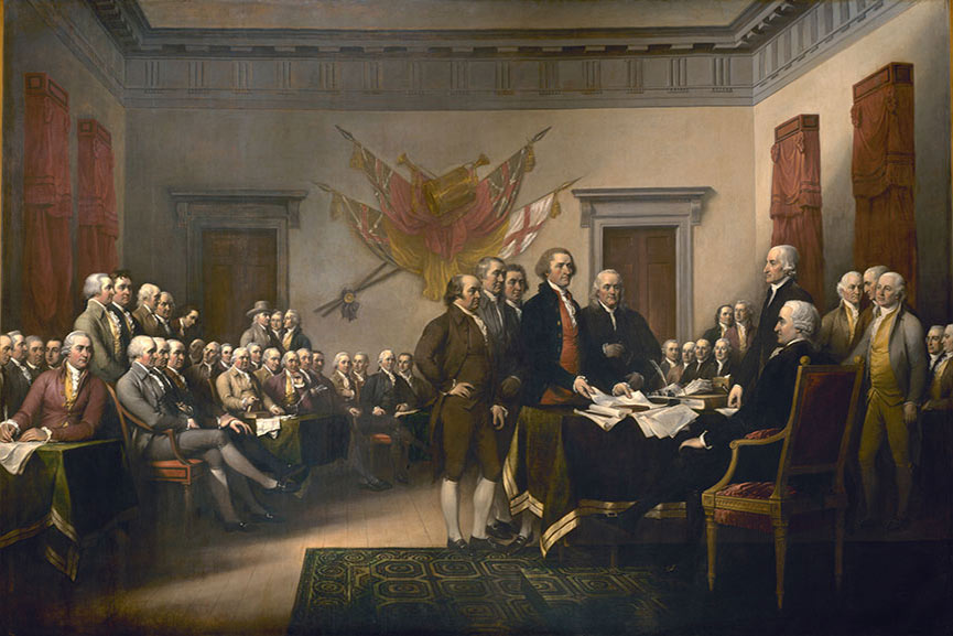 american history and the declaration of independence