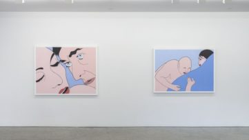 John Wesley - Installation view