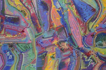JonOne A change in tempo, 1991