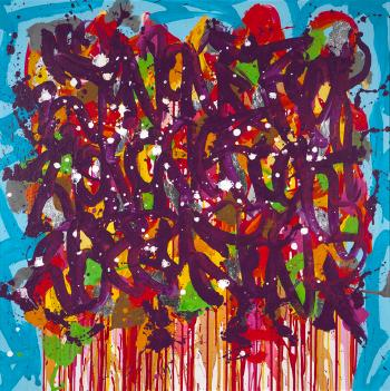 JonOne-Da Rotten Apple-2011