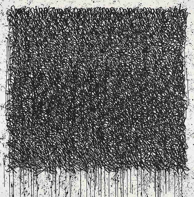 JonOne-Graffiti (Collection Noir et Blanc)-2012