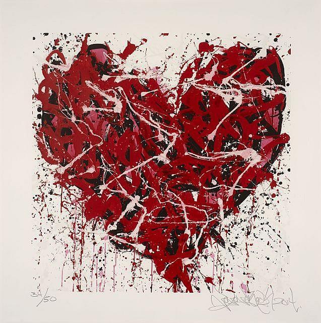 JonOne-Have a Heart-2014