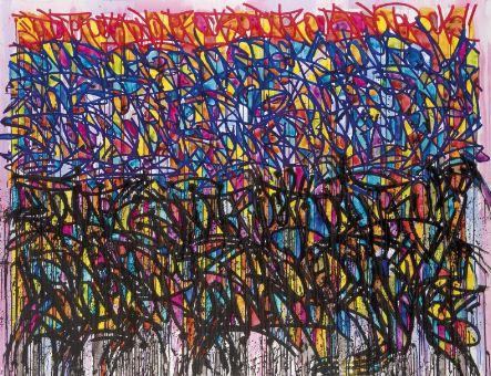 JonOne-Progression Regression-2008