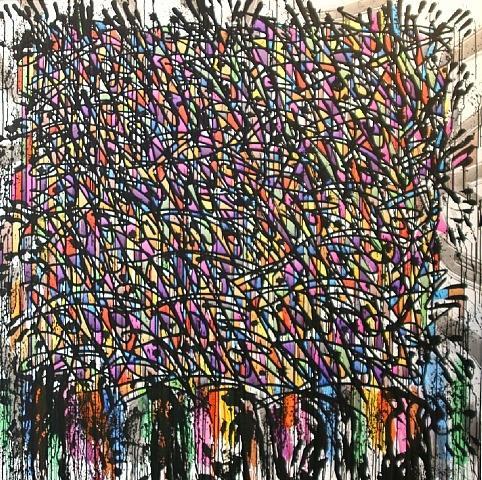 JonOne-Sans titre-2009
