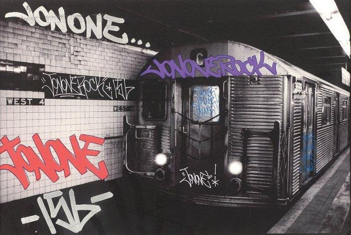 JonOne-West 4-
