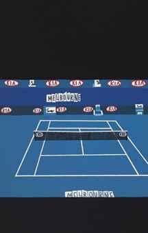 Jonas Wood-All Blue Australian Open-2012