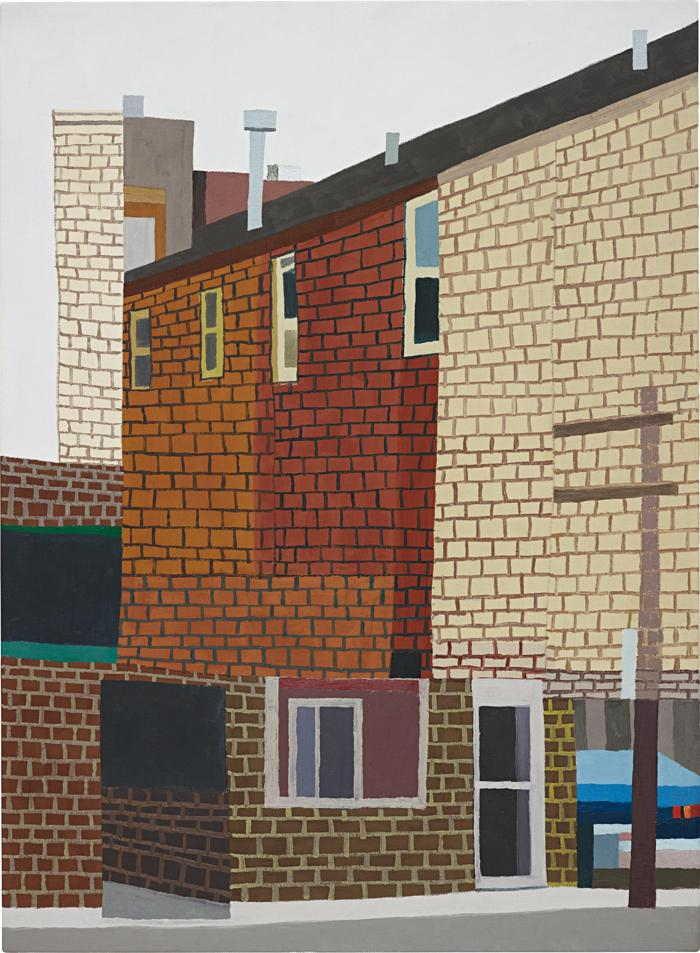 Jonas Wood-Untitled (NYC)-2009