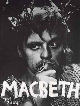 Jonathan Meese-Kinski-Macbeth-2004