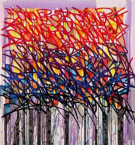 JonOne-Brother to the brother-2008