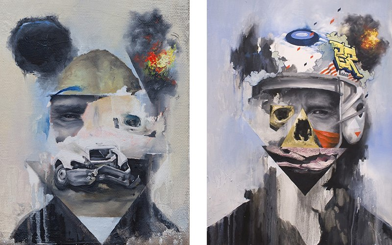 Joram Roukes - Wreckface, 2012