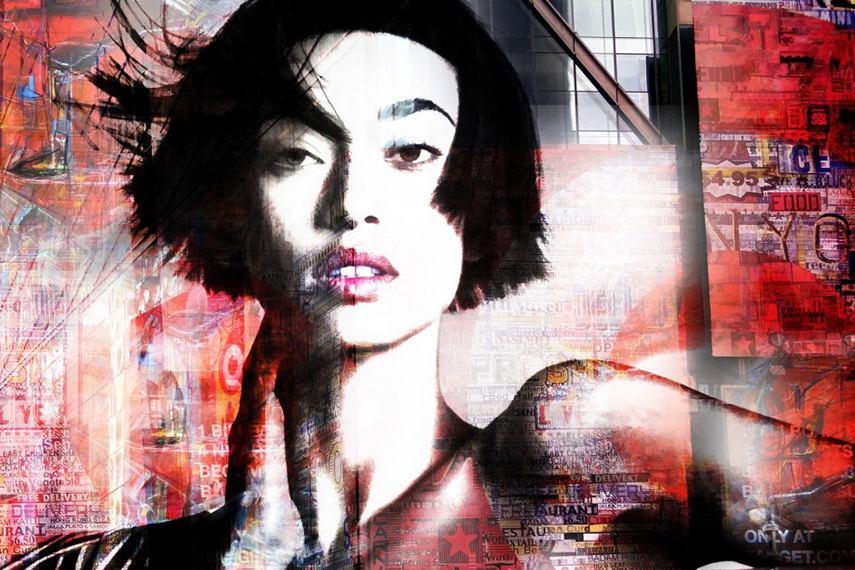 Jordi - Placard Girl, 2013