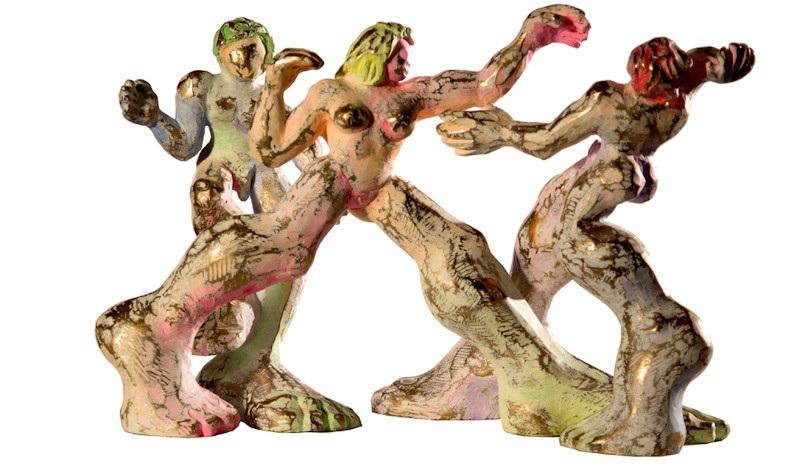 Jorg W. Schirmer - Ménage á trois, 2014