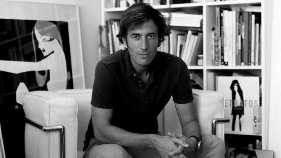 Jorge Arevalo - portrait