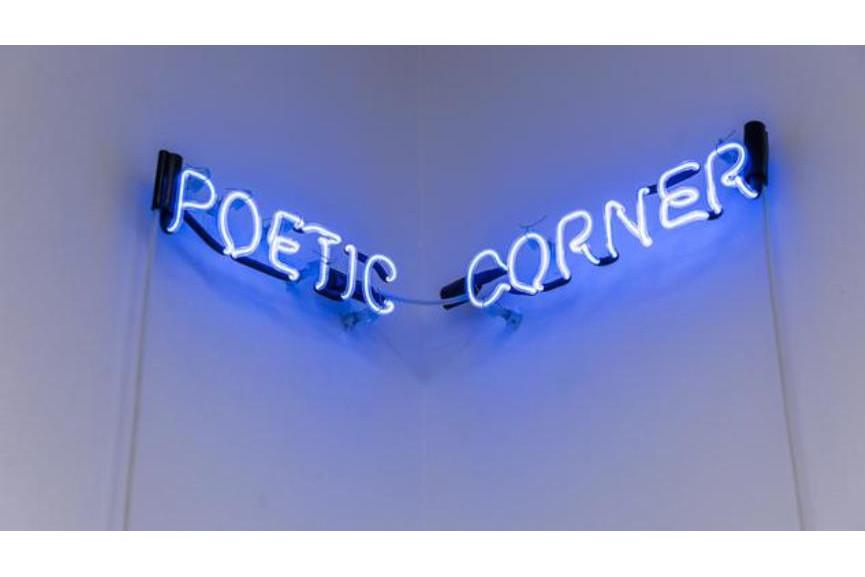 Jorge Mendez Blake - Poetic Corner