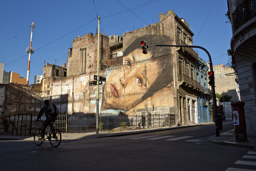 Jorge Rodriguez Gerada - David, Buenos Aires, Argentina, 2015 ©Ana Alvarez-Errecalde