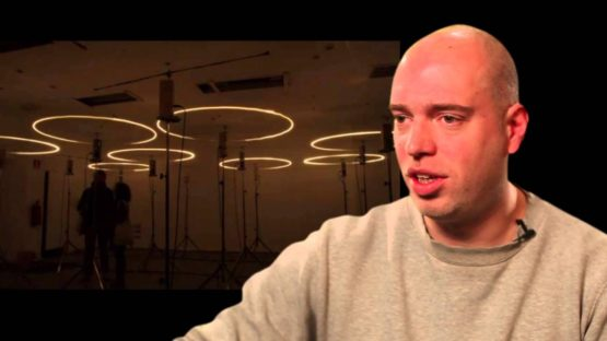 Joris Srijbos portrait - Image YouTube video still frame