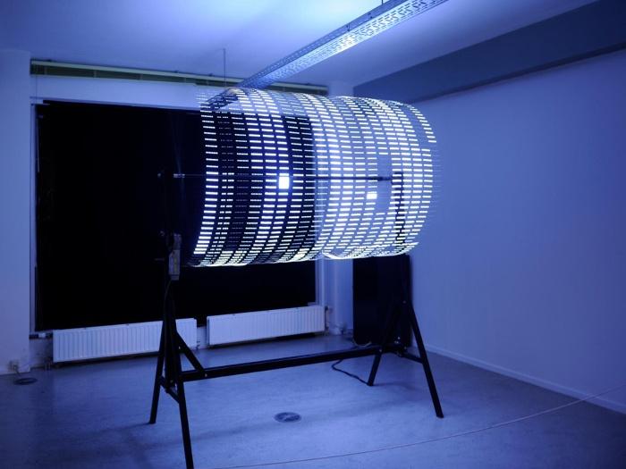 Joris Strijbos - Revolve, 2011 - Image Copyright Macular