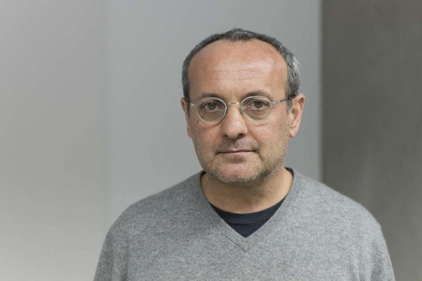 José Pedro Croft, photo Daniel Malhão, courtesy of the artist.