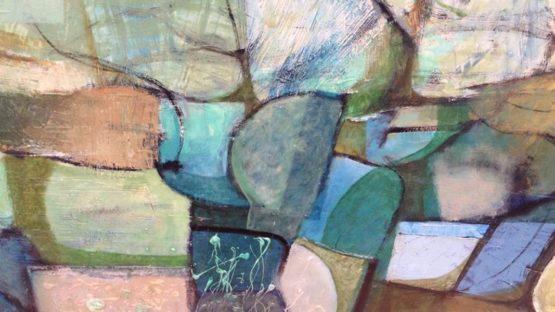 Jose Joya - Untitled (Detail) - image via tobinreesecom