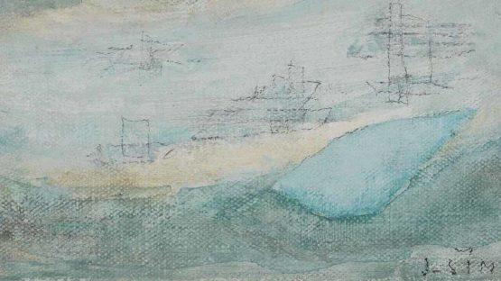 Josef Šíma, Untitled (detail)