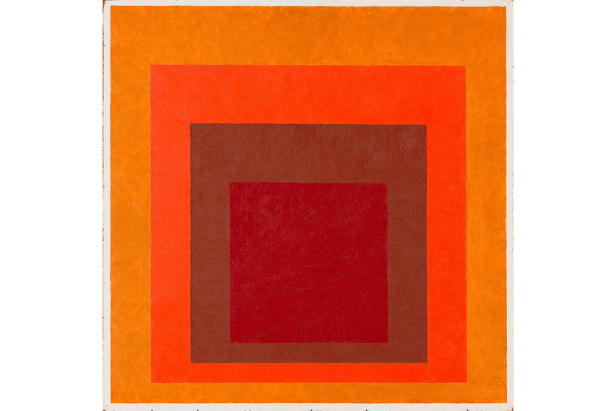Josef Albers - Affectionate