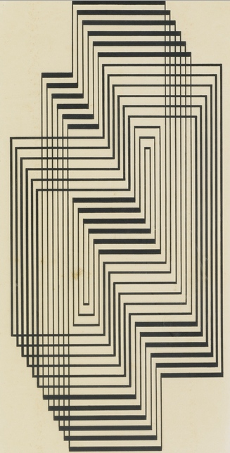 Josef Albers-Ascension (Danilowitz 100)-1942