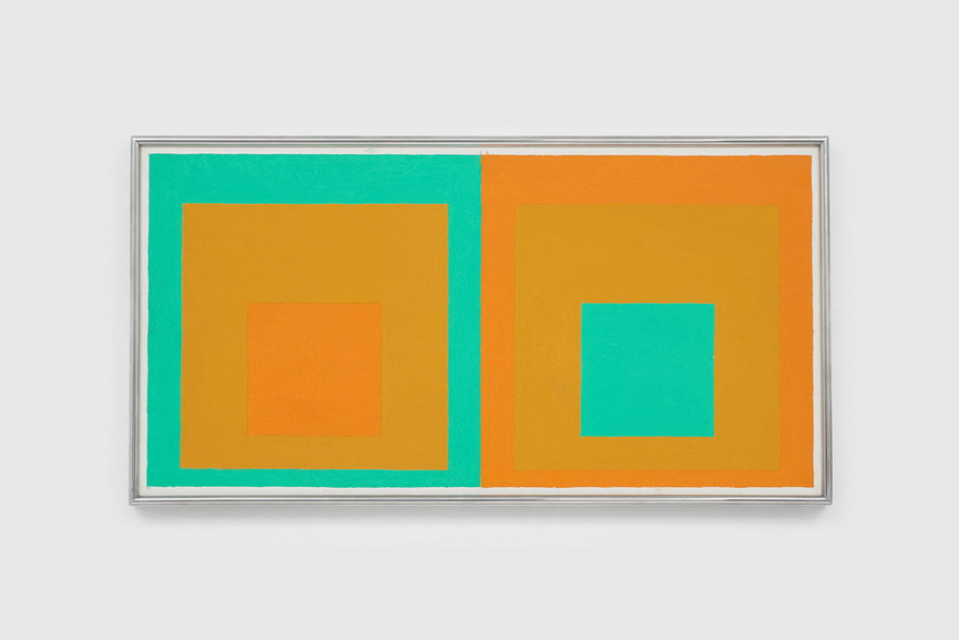 Josef Albers - Double Homage to the Square
