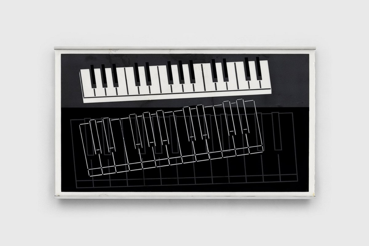 Josef Albers - Klaviaturen