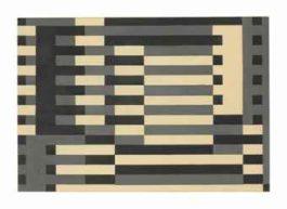 Josef Albers-Untitled (Fassade series)-1927