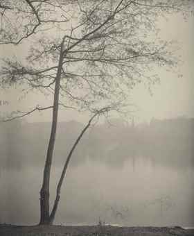 Josef Sudek-From Strelecky Island-1957