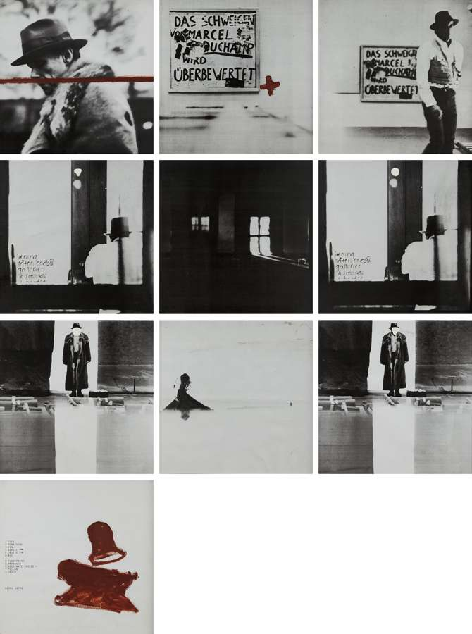 Joseph Beuys-3 Ton Edition-1985