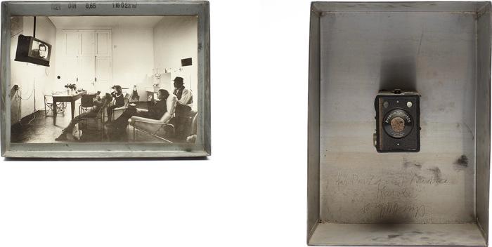 Joseph Beuys-Enterprise 11/18/72, 18:5:16 hours-1973