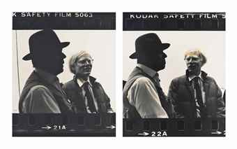 Joseph Beuys-New York, from Photo Editions-1979