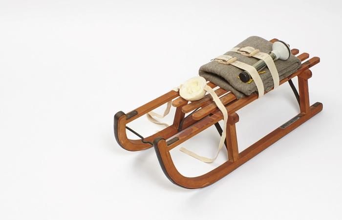 Joseph Beuys-Sled-1969