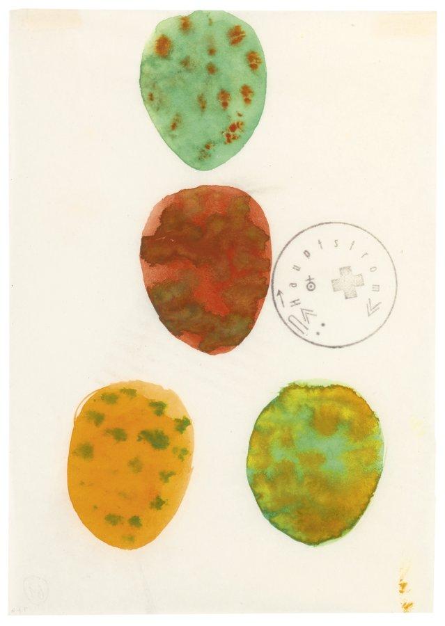 Joseph Beuys-Untitled-1956