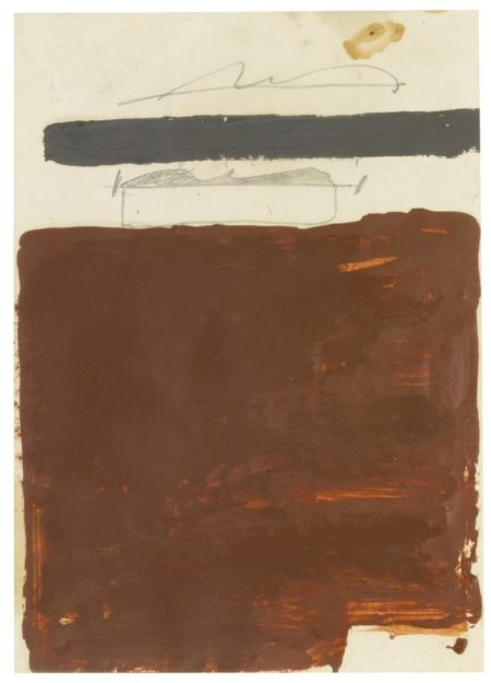 Joseph Beuys-Untitled-1959
