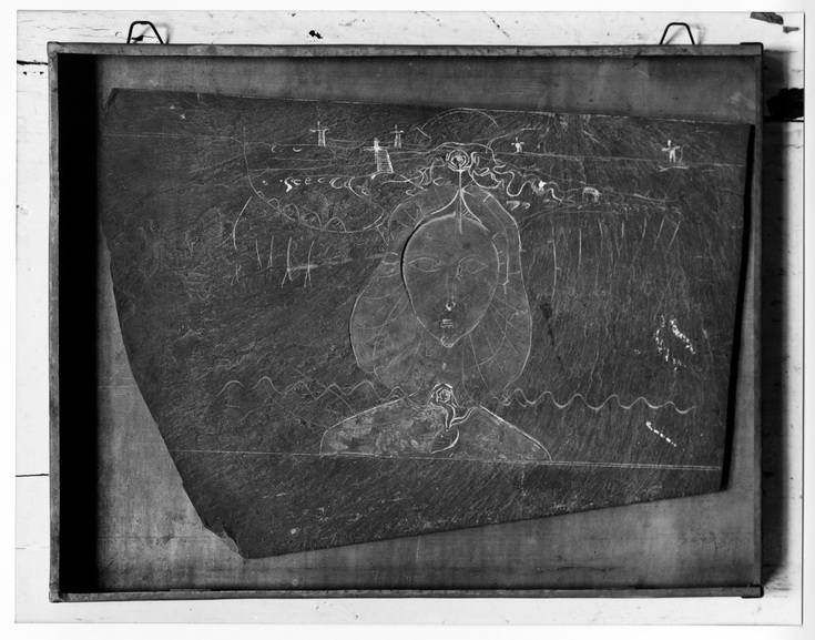 Joseph Beuys - Untitled Sybilla
