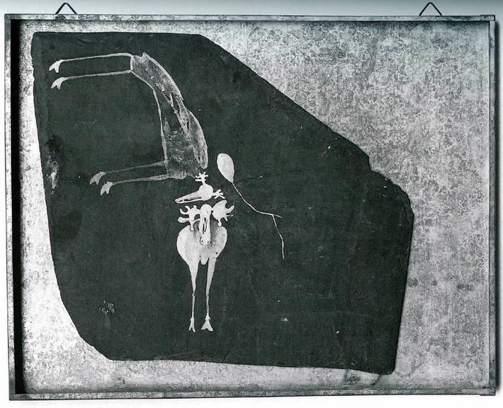 Joseph Beuys - Untitled Zwei Elche