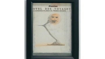 Joseph Cornell - The Smile In The Gift Shop