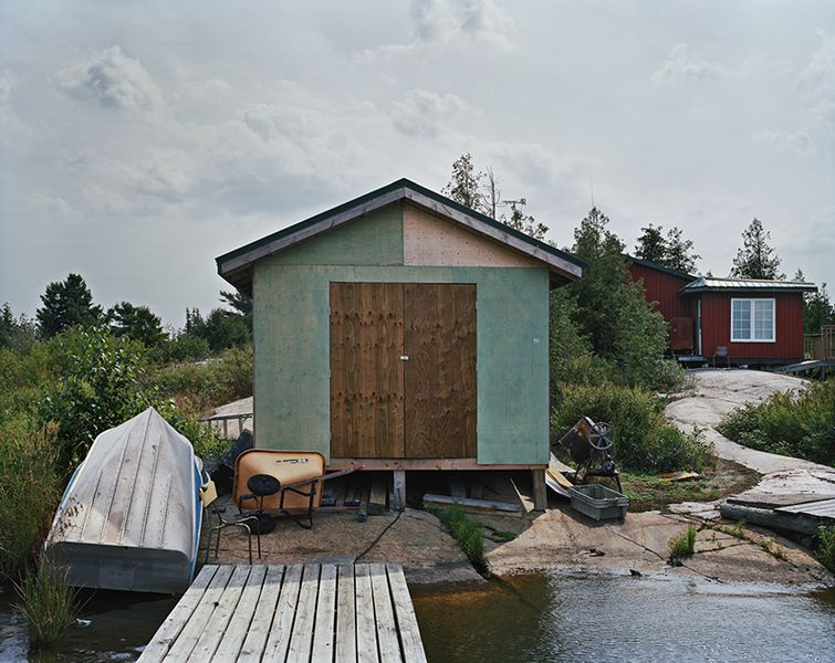 Joseph Hartman - Fish Camp #6, Georgian Bay, ON, 2018