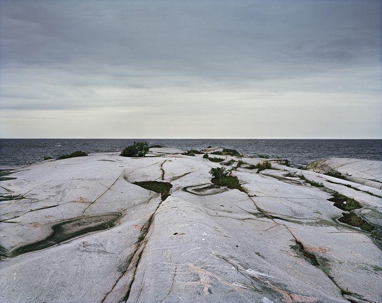 Joseph Hartman - Red Rock #4, Georgian Bay, ON, 2018