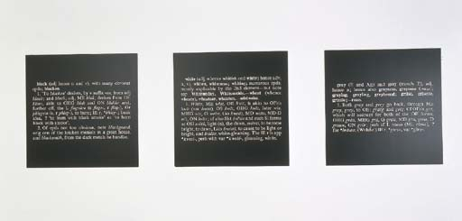 Joseph Kosuth-Art as Idea as Idea-1966
