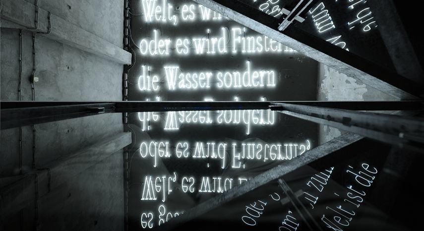 Joseph Kosuth - Die Signatur