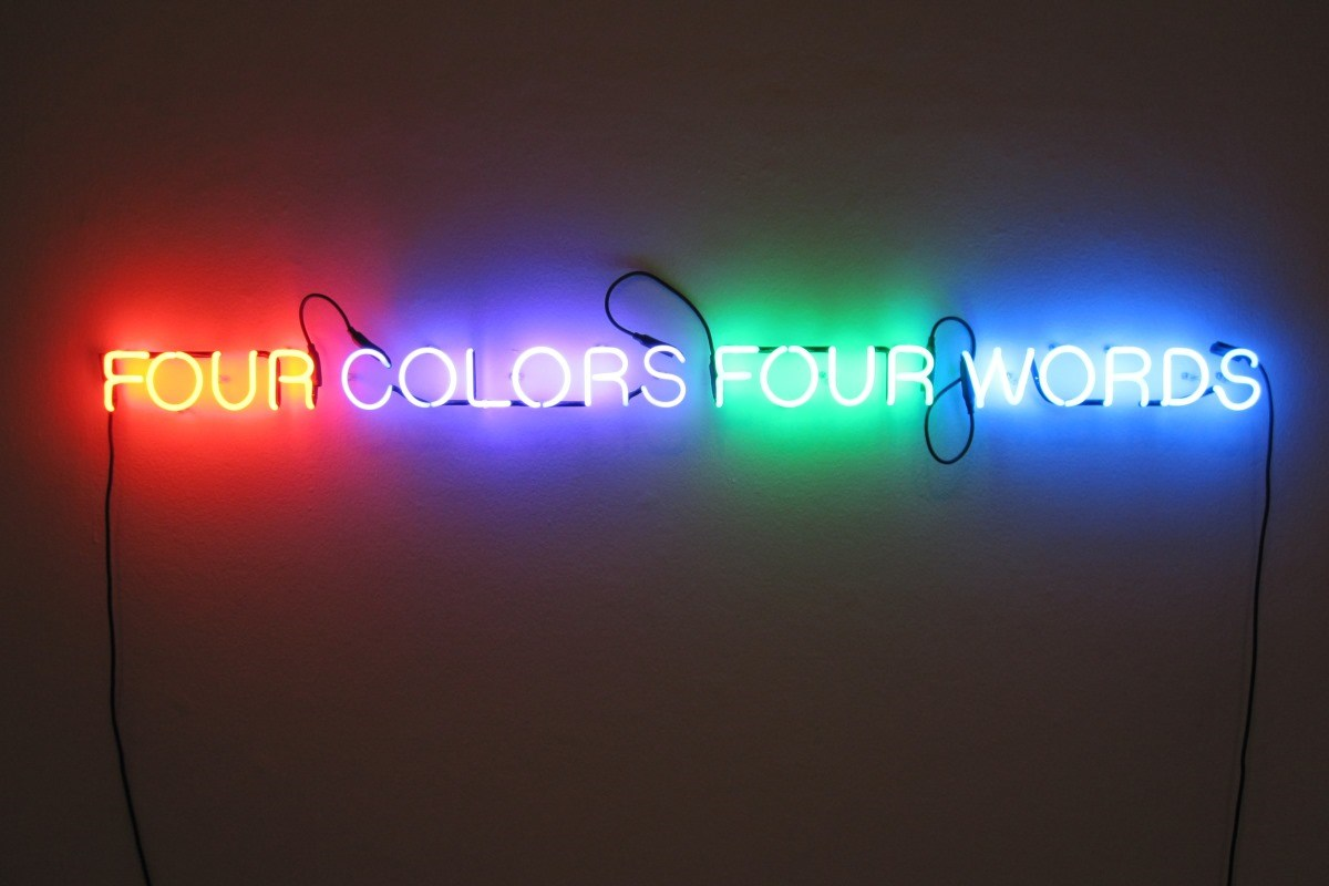 Joseph Kosuth art