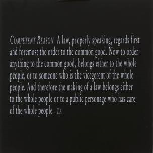 Joseph Kosuth-Lex and Ligare (IIC)-2002