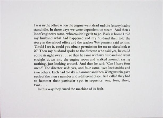 Joseph Kosuth-Memento Mori and Quoted-1991